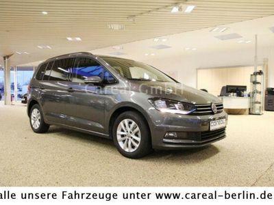 gebraucht VW Touran 1.4 TSI BMT DSG Comf. Navi Rückfahrkamera