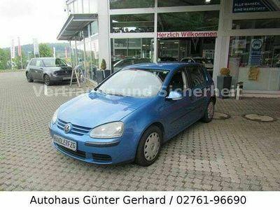 gebraucht VW Golf V Klima ALU M&S nur an Händler/Export