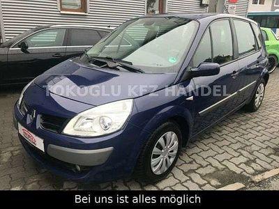 gebraucht Renault Scénic II Neu II Avantage/AHK/KLIMA/