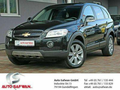 gebraucht Chevrolet Captiva 3.2 LT 4WD*7 Sitze*