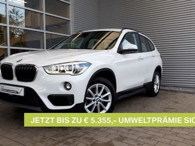 "gebraucht BMW X1 sDrive20i A Navi,LED,LM17"",KliA,PDCv+h,AHK"