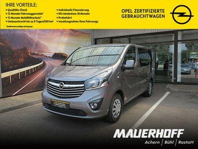 gebraucht Opel Vivaro B Combi 2,7t | PDC | S/S | Tempomat