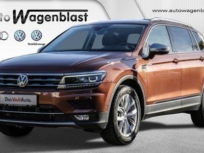 gebraucht VW Tiguan Allspace Highline