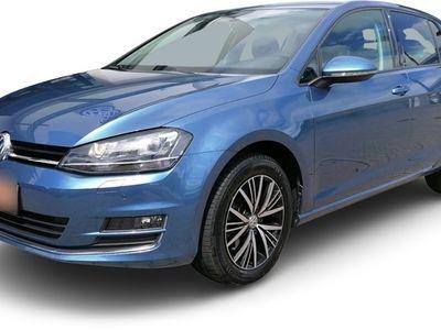 gebraucht VW Golf VII GolfALLSTAR 1.4 TSI *Xenon*Navi*PDC*Sitzhei