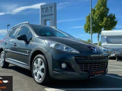 gebraucht Peugeot 207 Outdoor SW HDi Pano Navi Klimaautom EU5 TÜV
