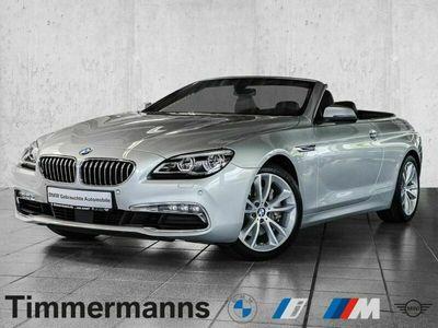 gebraucht BMW 640 Cabriolet i xDrive