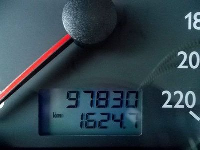 gebraucht VW Polo 97000 KM
