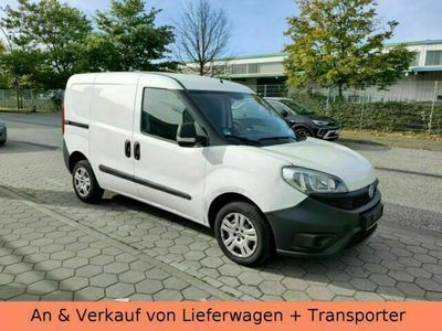 gebraucht Fiat Doblò Cargo 1.3 16V Tüv Neu - EURO6