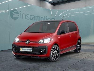 gebraucht VW up! up!1.0 TSI GTI Bluetooth Navi Klima el. Fenster