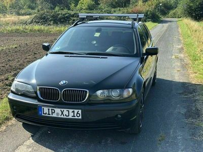 gebraucht BMW 325 i E46, AHK, LPG, Leder, LMF