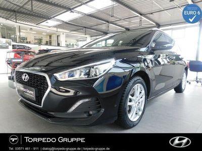 gebraucht Hyundai i30 NEW Kombi (MJ19) 1.6 CRDi Sonderedition Pass