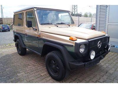 gebraucht Mercedes G230 230GE*! AUTOM.+ mit H KENZEICHEN !*