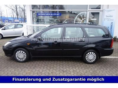gebraucht Ford Focus 1.8 Turnier Exclusive Leder Klima Xenon