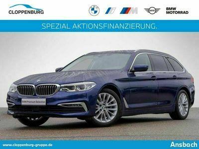 gebraucht BMW 520 d Touring Luxury Line