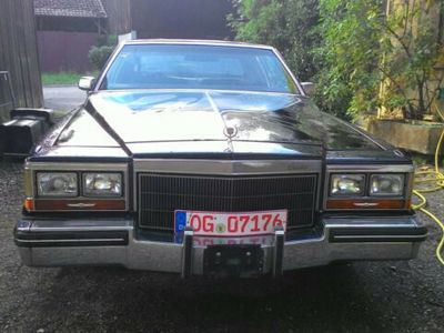 gebraucht Cadillac Deville CoupéV8, BJ. 1984 als Limousine in Bühl