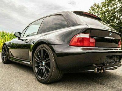 gebraucht BMW Z3 Coupe 2.8 Black Beauty