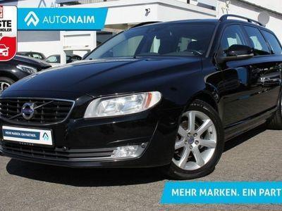 gebraucht Volvo V70 D2 Linje Svart | EURO 6 | LEDER | NAVI |