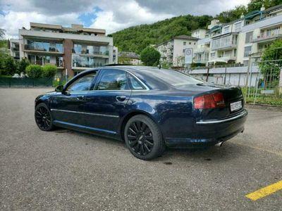 gebraucht Audi A8 4.2 FSI V8 Facelift 350 PS
