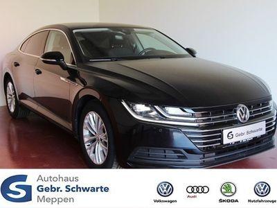 gebraucht VW Arteon 2.0 TDI DSG Navi LED Shz Lane