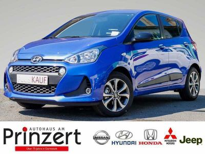 used Hyundai i10 1.0 'Passion Plus' Navi MJ18