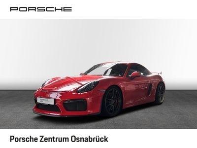 gebraucht Porsche Cayman GT4 Clubsportpaket Track App Vollschalen