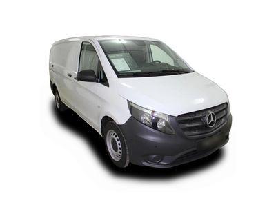 gebraucht Mercedes Vito 114 CDI Kasten E Navi RÃŒKam 3Sitze Euro6