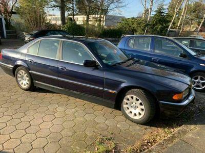 gebraucht BMW 735 i e38 1999 Langstreckenfahrzeug