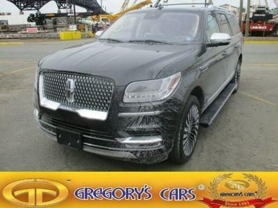 gebraucht Lincoln Navigator L BLACK LABEL 2020!! V6 7s Netto price
