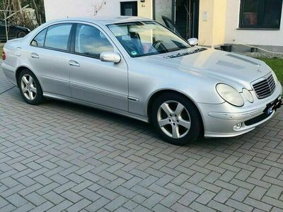 gebraucht Mercedes E500 Mercedes BenzAvantgarde