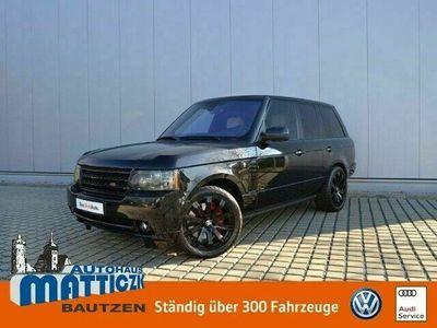 gebraucht Land Rover Range Rover Sport V8 5.0 Supercharged Autobiogra