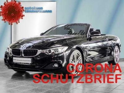gebraucht BMW 435 i Cabrio Sport Line
