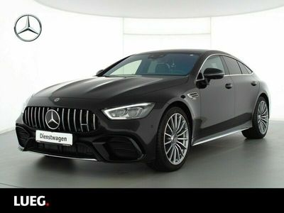 gebraucht Mercedes AMG GT 53 4M+ 20''+V8-STYLING+PANO+PERF.- ABGAS