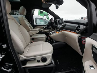 gebraucht Mercedes V250 V-Klassed AMG Avant. Edition 4MATIC Avantgarde COM