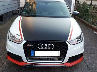 gebraucht Audi S1 RS1 330PS Vollausstattung Schalensitze Quattro Bose