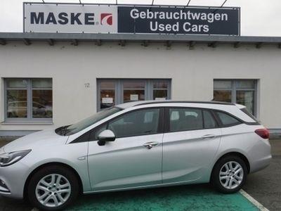 gebraucht Opel Astra 1. 6 CDTI Sports Tourer Edition Navi