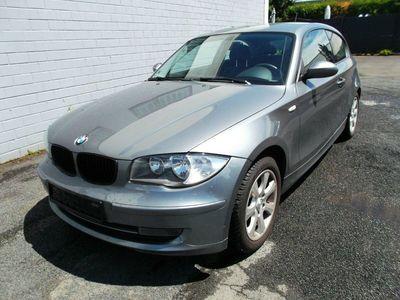 gebraucht BMW 116 d DPF Advantage Edition Klima AHK