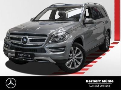 gebraucht Mercedes GL500 4MATIC Off-Roader