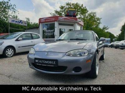 käytetty Mazda MX5 1.9 16V *NAVI*SHZ*BT