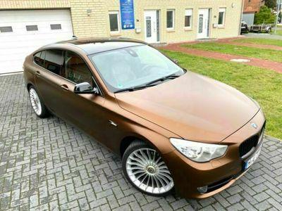 gebraucht BMW 535 Gran Turismo xDrive HeadUp Leder Navi Ka