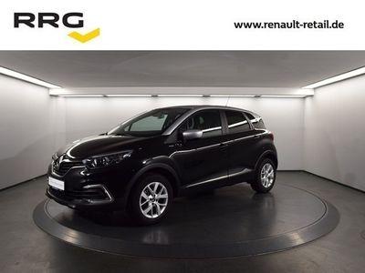 gebraucht Renault Captur LIMITED DELUXE TCe 90 KLIMA/NAVI