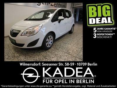 gebraucht Opel Meriva B 1.4 5 Jahresgarantie 3 Inspektionen....