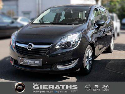 gebraucht Opel Meriva Edition 1.4 ecoFLEX, 74 Klima