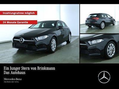 gebraucht Mercedes A200 PROGRESSIVE/NAVI/MBUX/SHZ Parktronic/Klima