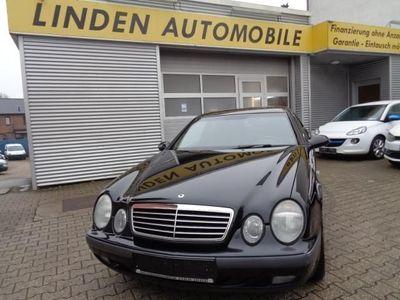 gebraucht Mercedes CLK230 Kompressor Coupe (BM 208) Kundenfahrzeug