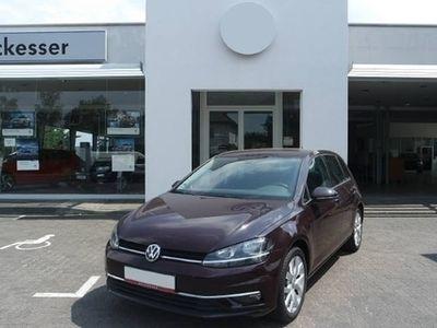 second-hand VW Golf Comfortline VII