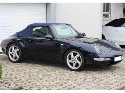 gebraucht Porsche 911 Carrera Cabriolet pp3