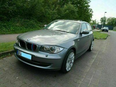gebraucht BMW 123 d e87 DPF LCI (Facelift) Key.Go S.d...