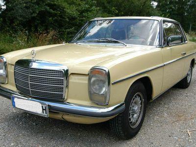 gebraucht Mercedes W114 280 CE /8 Coupe traumhafter Zustand, Leder als Sportwagen/Coupé in München