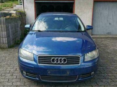 gebraucht Audi A3 8P 2.0 FSI *Bastler*Export*