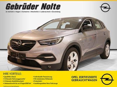 gebraucht Opel Grandland X 1.6 Turbo Innovation KAMERA NAVI LED